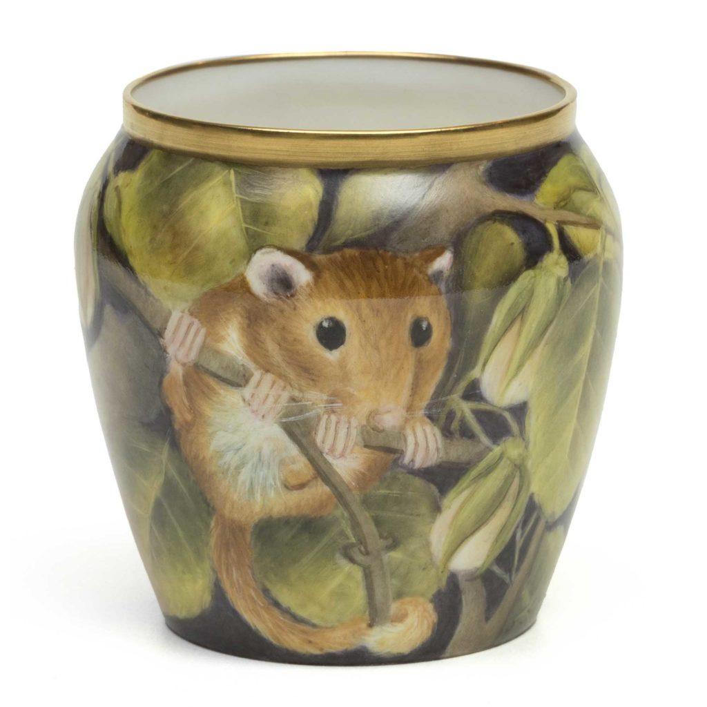 Steve Smith Miniature Vase Little Dormouse 5 1024x1024