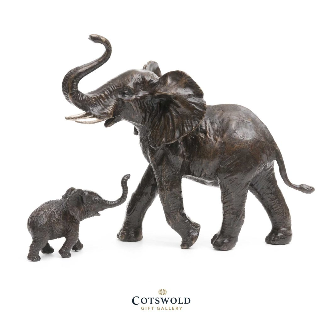 Unique Bronze African Elephants 1 1024x1024