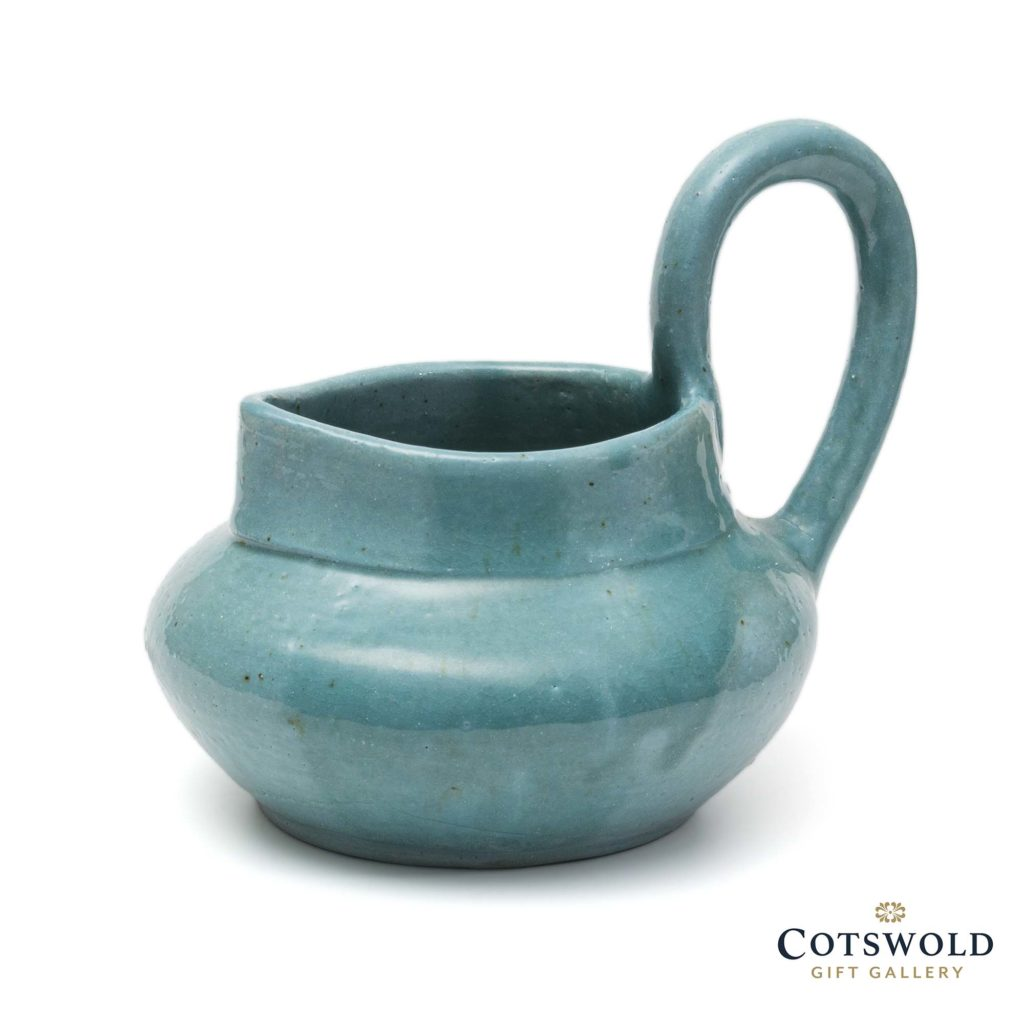 Michele Cowmeadow Loop Handled Blue Jug 1 1024x1024