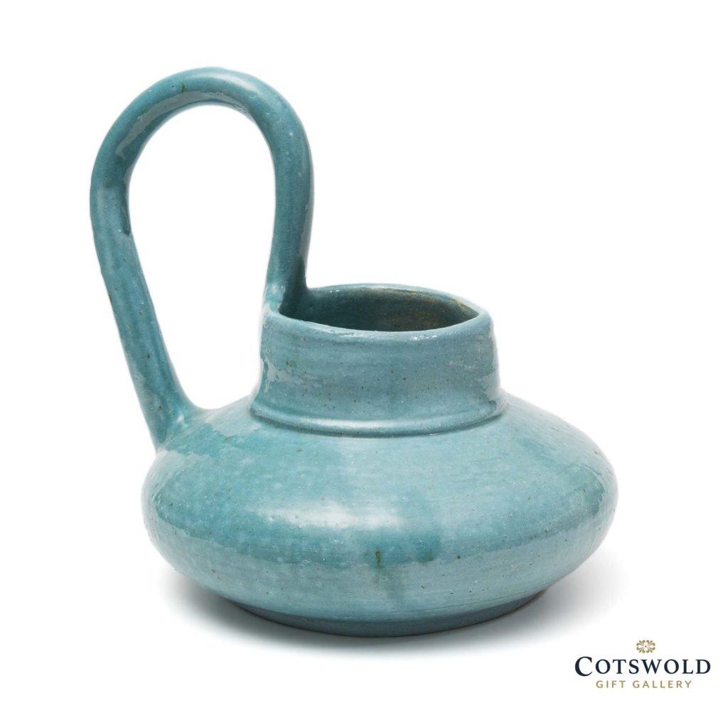 Michele Cowmeadow Loop Handled Blue Jug Large 2 1024x996