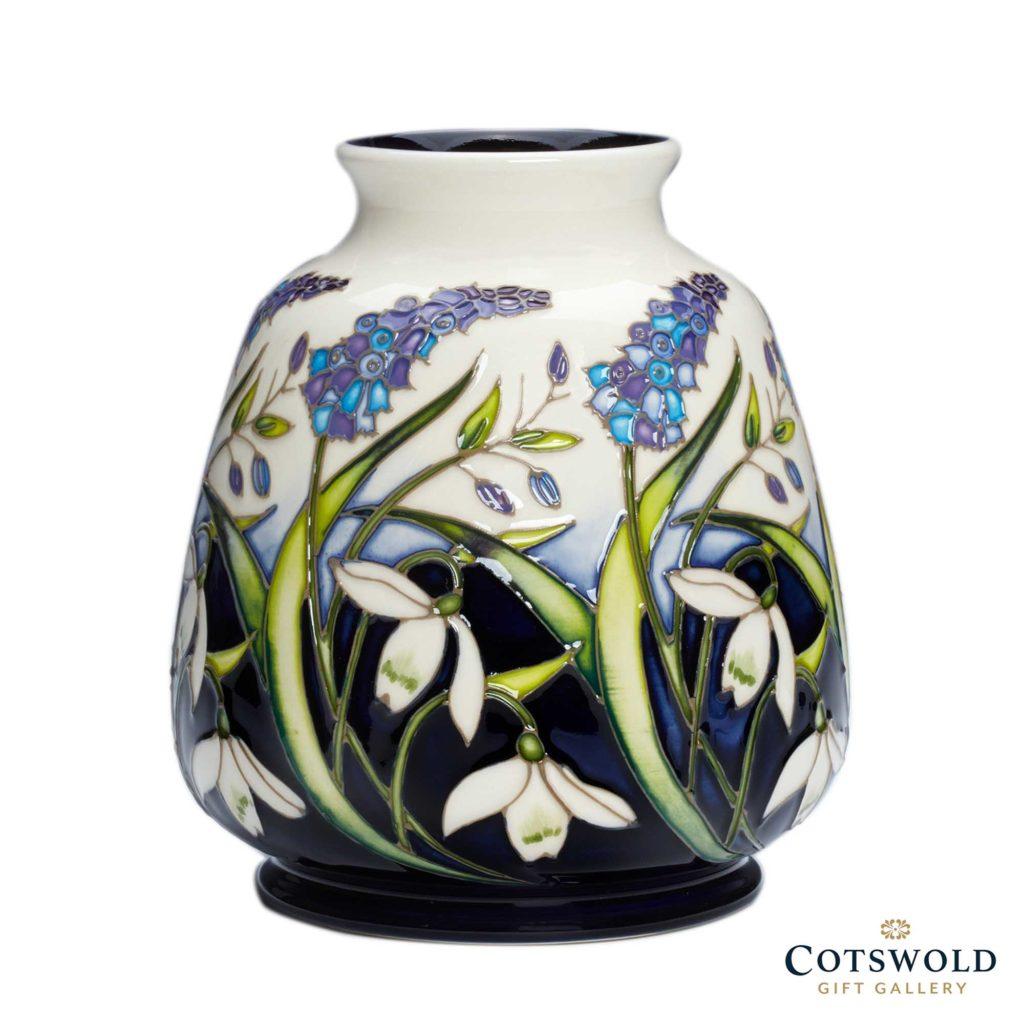 Moorcroft Pottery Snowdrops Sensation Old World Wonder 2 1024x1024