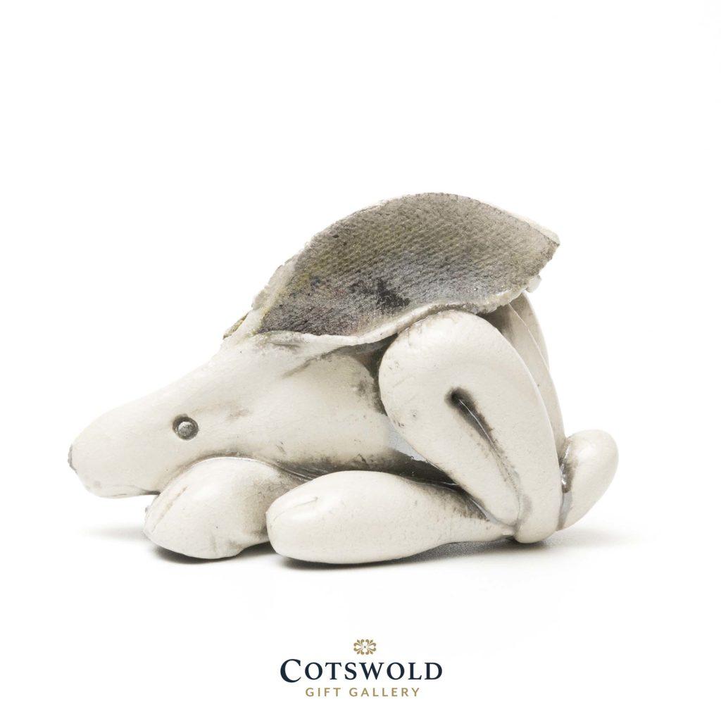 Rob Whelpton Ceramics Crouching Raku Hare 1 1024x1024