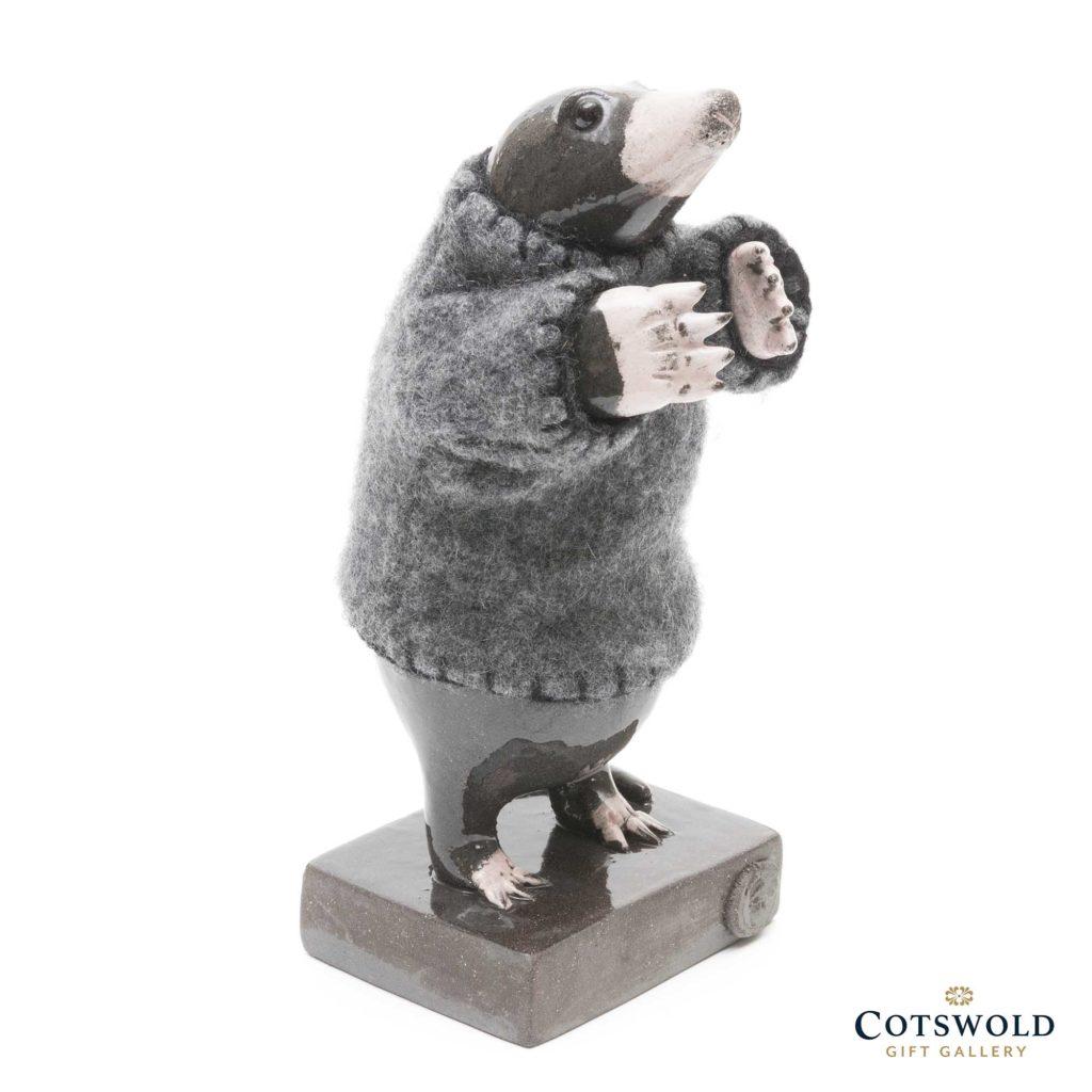 Gwen Vaughan Mole In Grey Jumper 1 1024x1024