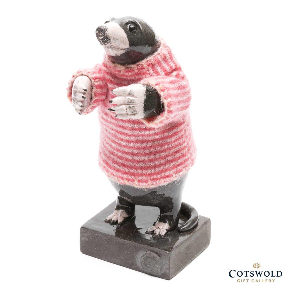 Gwen Vaughan Mole In Red Striped Jumper 1 1024x1024
