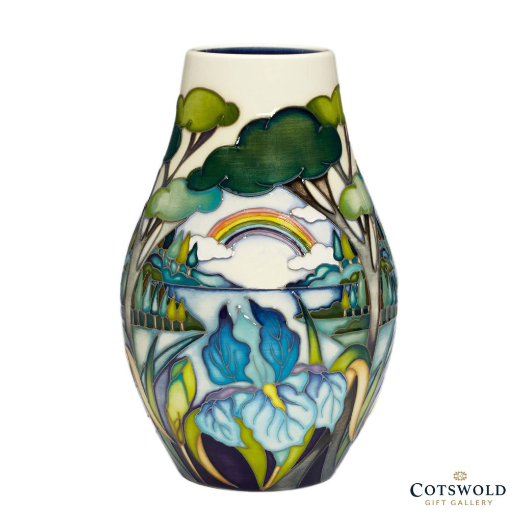 Moorcroft Pottery Art Of Adversity Rainbow Lake 02 1024x1024
