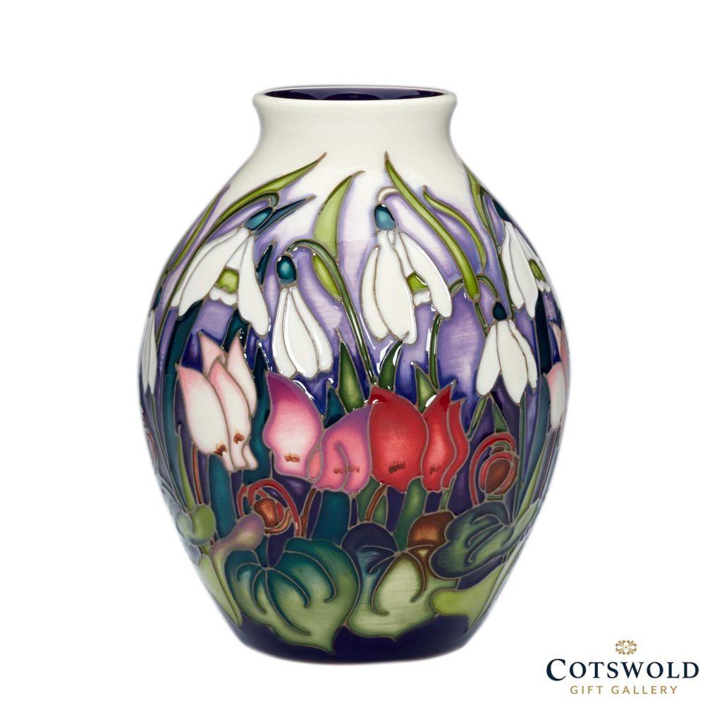 Moorcroft Pottery Snowdrops Sensation Jewels Of Ashwood 2 1024x1024