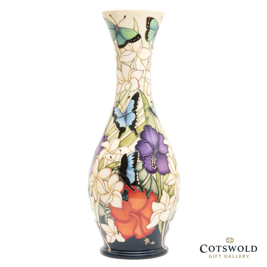 Moorcroft Pottery Amazon Queen Vase 81 8 1 1024x1024