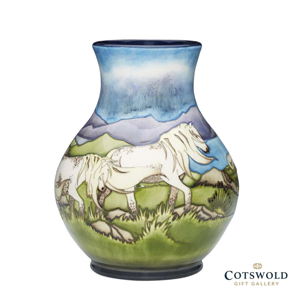 Moorcroft Pottery Eriskay Ponies 2 1024x1024