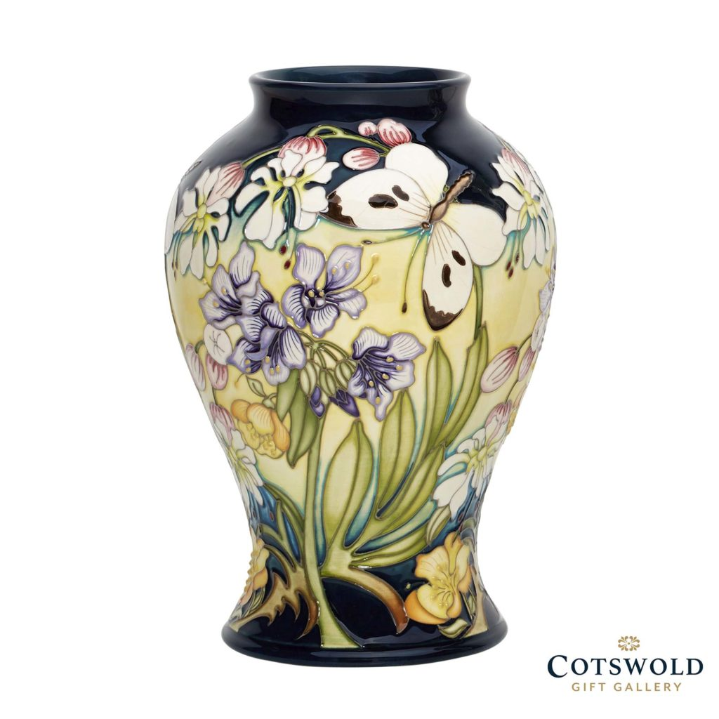 Moorcroft Pottery Meadow Medley 1024x1024