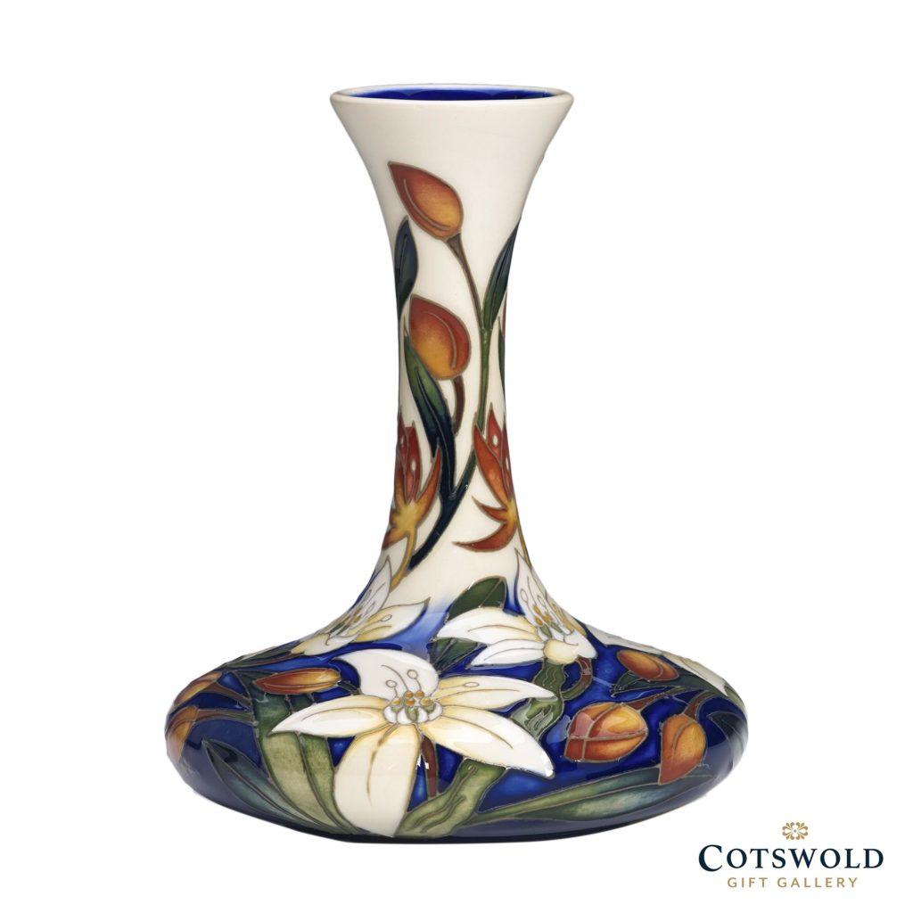 Moorcroft Pottery Sweet Scent Vase 2 1024x1024