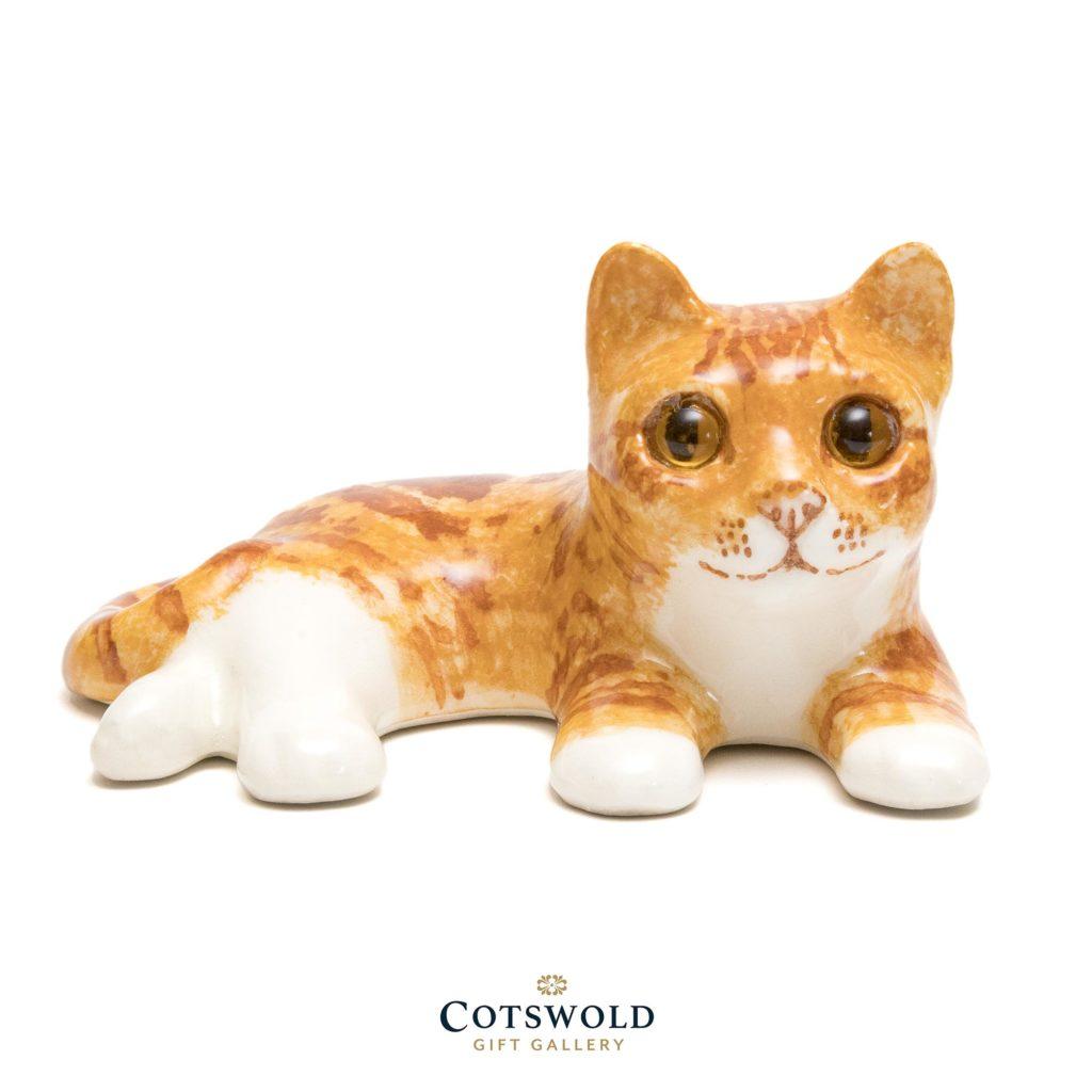 Winstanley Cats Lying Ginger Kitten 1 1024x1024