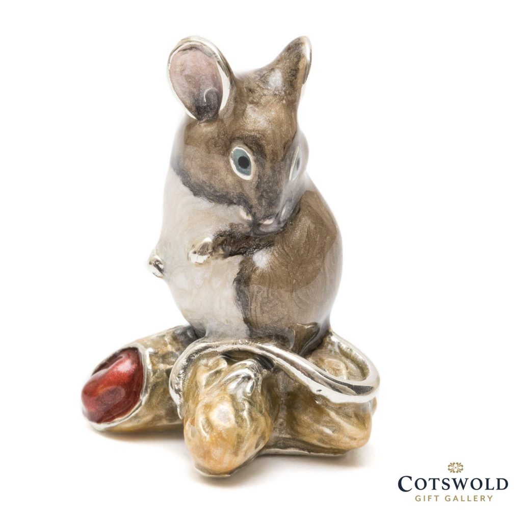 Saturno Silver Animals Mouse On Peanut 13389 3 1024x1024