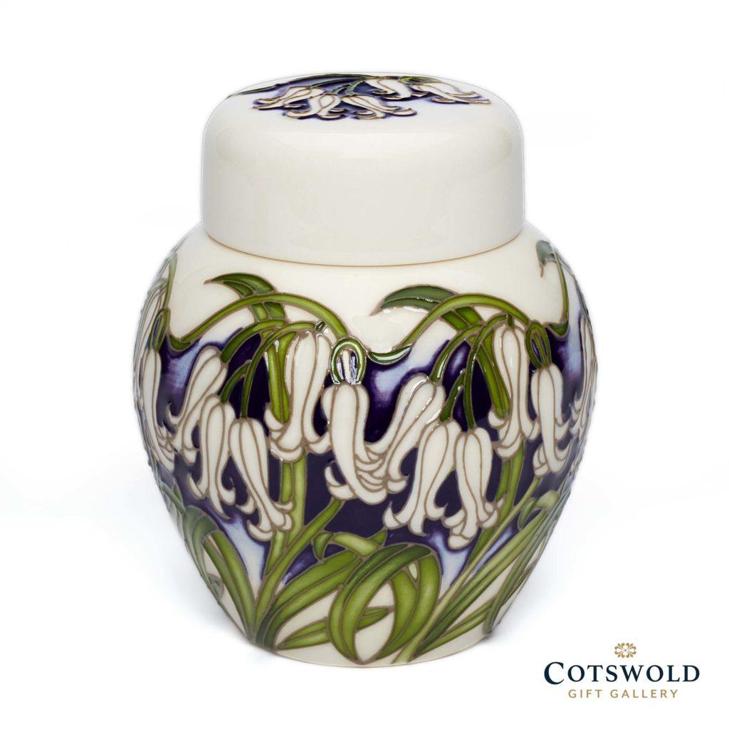 Moorcroft Pottery Albino Vase 7694 2 1024x1024