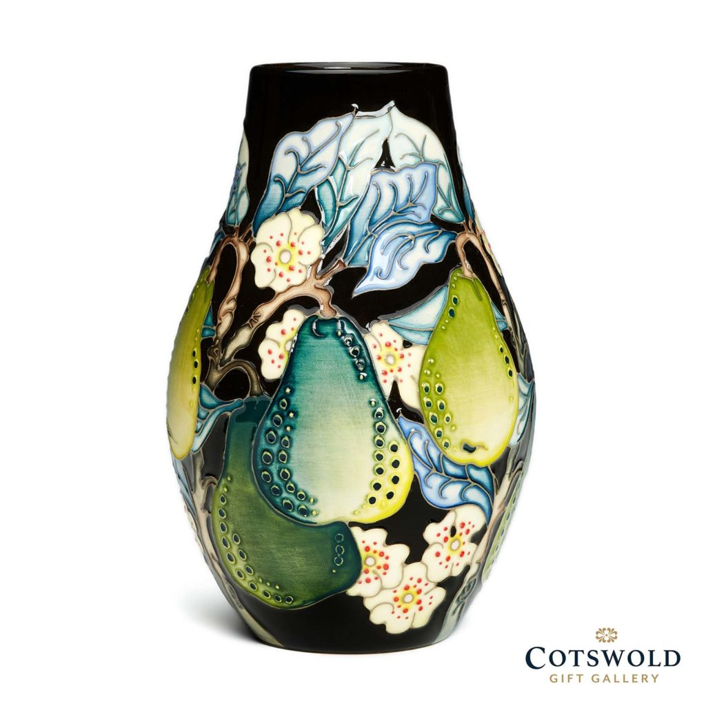 Moorcroft Pottery Bridgewaters Bounty Vase 01 1024x1024
