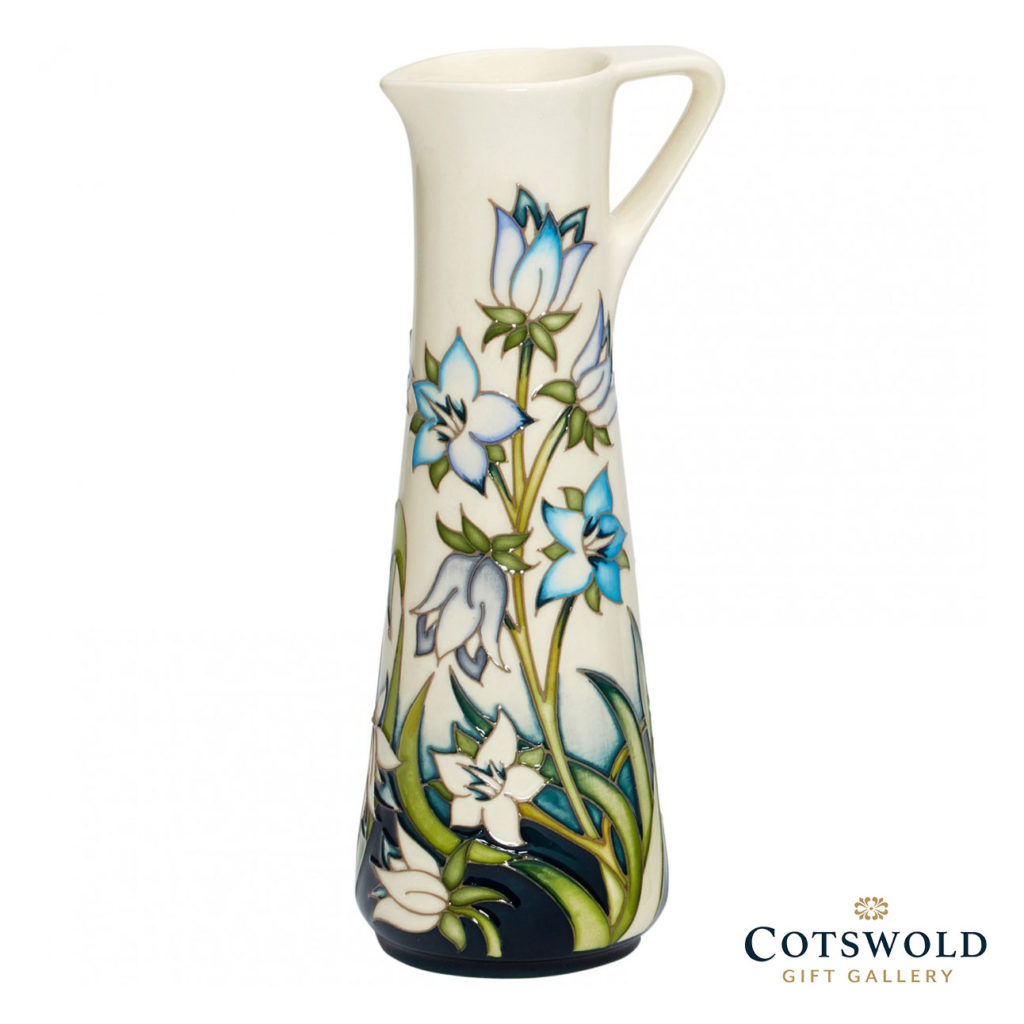 Moorcroft Pottery Spring Squill Vase 1024x1024
