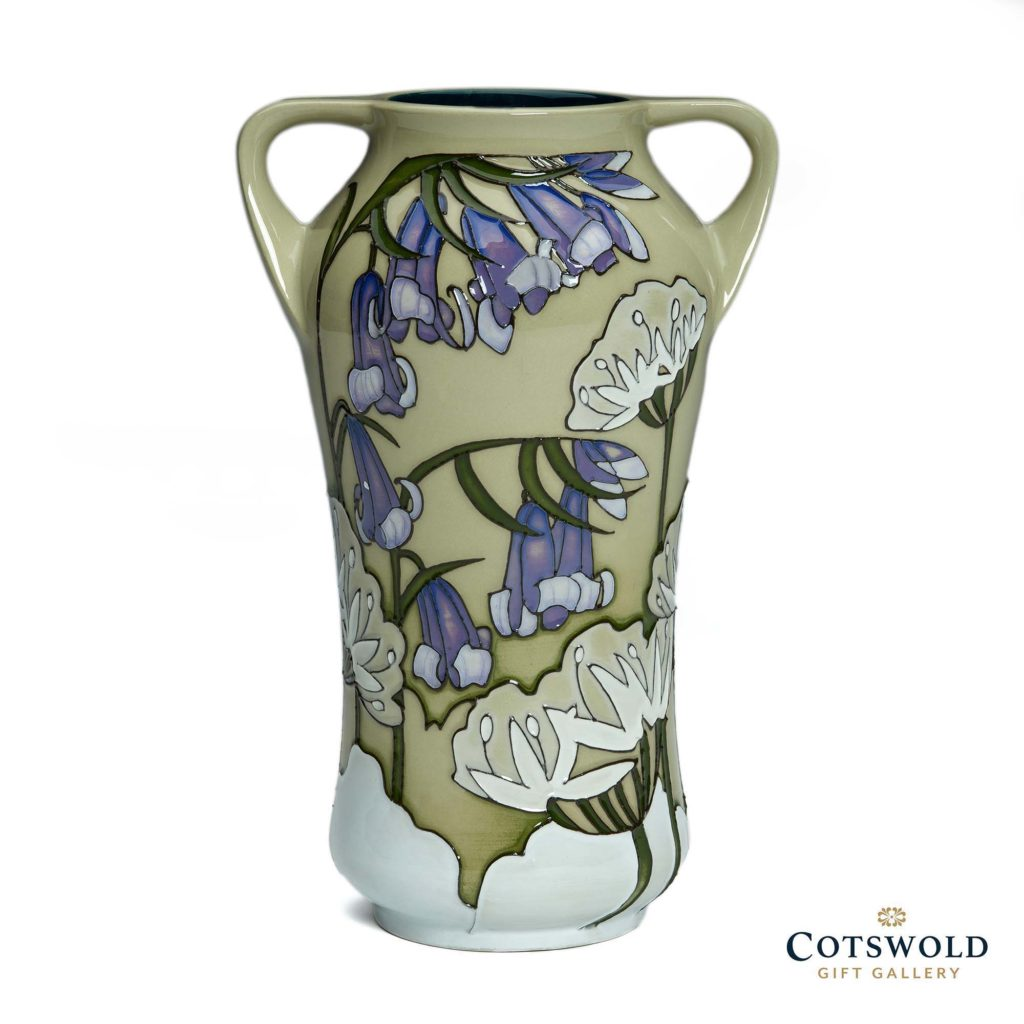 Moorcroft Pottery Vase A Cloud Of Bells 1 1024x1024
