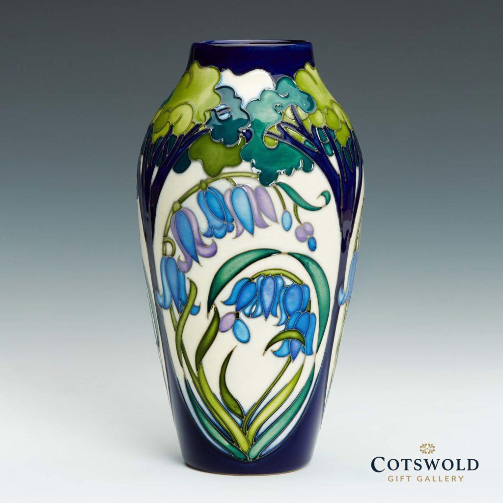 Moorcroft Pottery Vase Roydon Woods 1 1024x1024