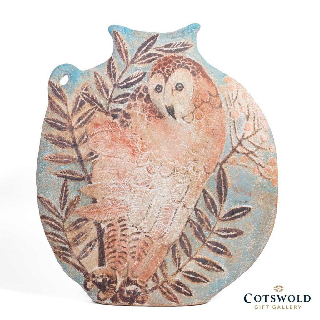 Michele Cowmeadow Owls Slab Vase 2 1024x1024