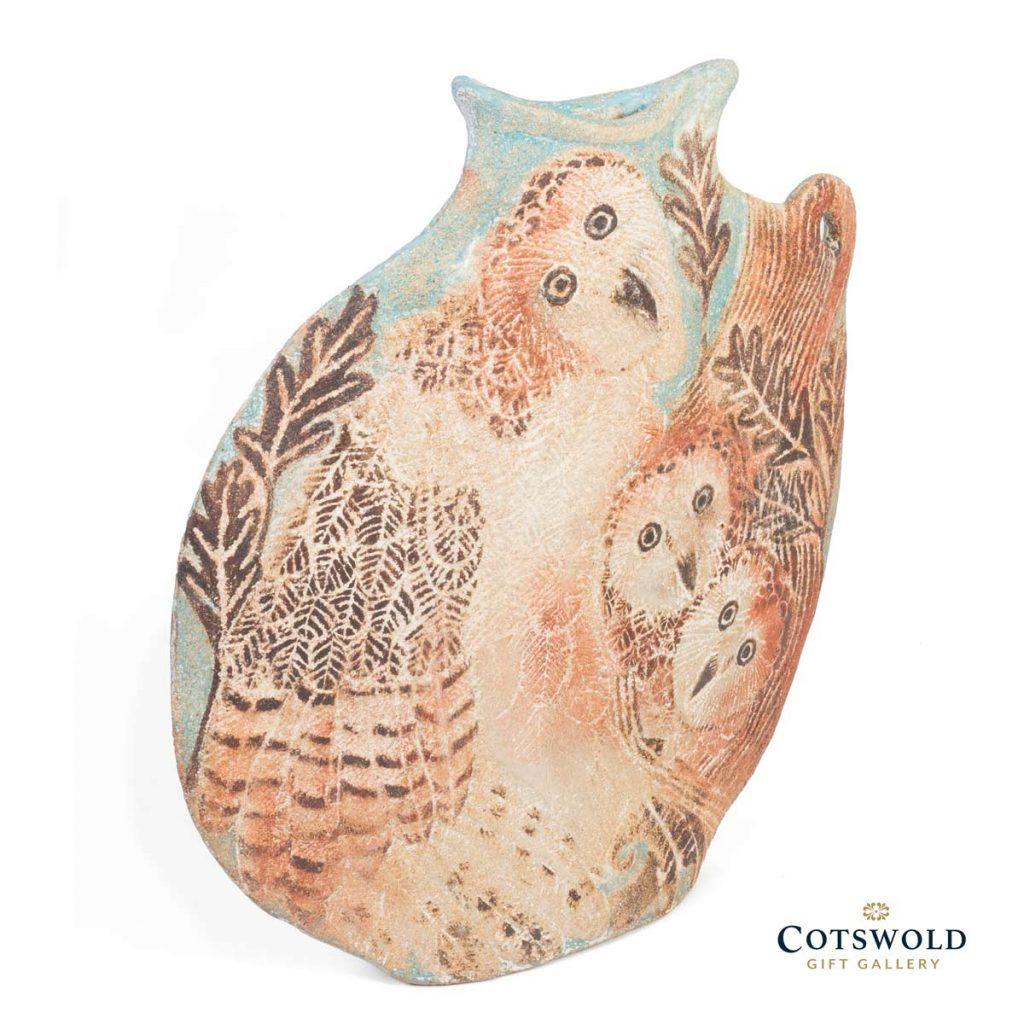 Michele Cowmeadow Owls Slab Vase 4 1024x1024