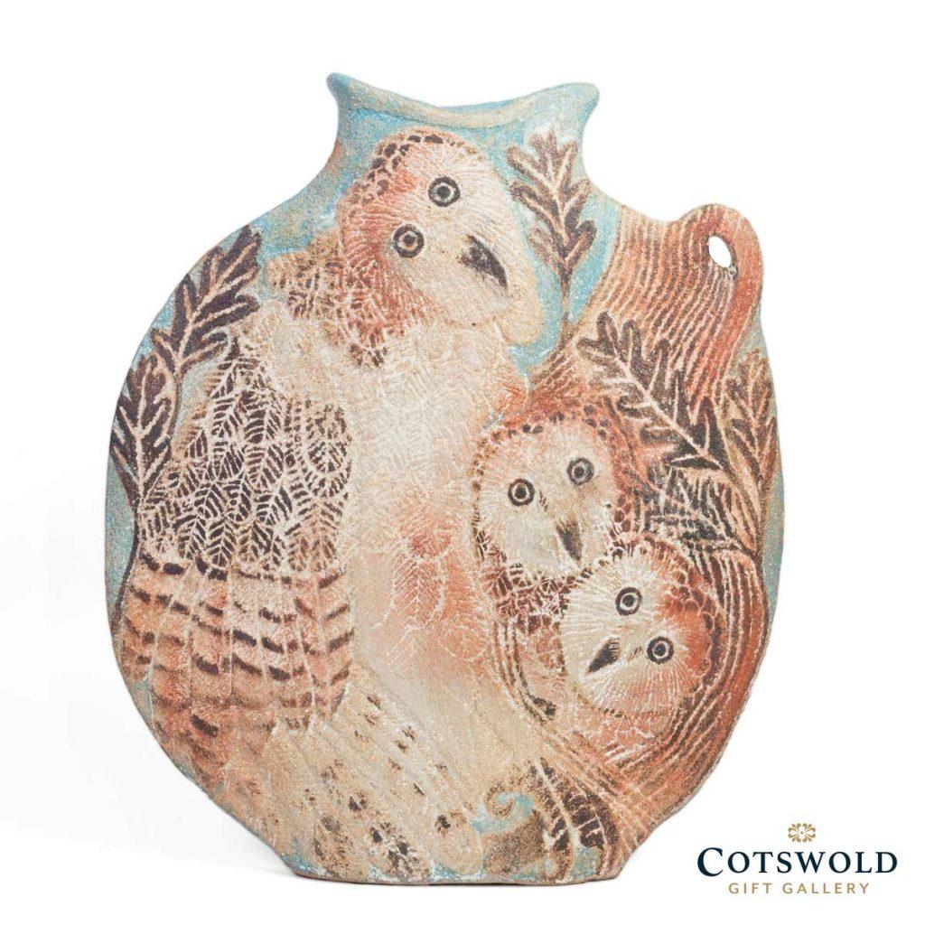 Michele Cowmeadow Owls Slab Vase 5 1024x1024