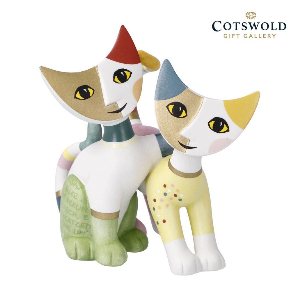Rosina Wachtmeister Cats Amici Per La Pelle 1024x1024