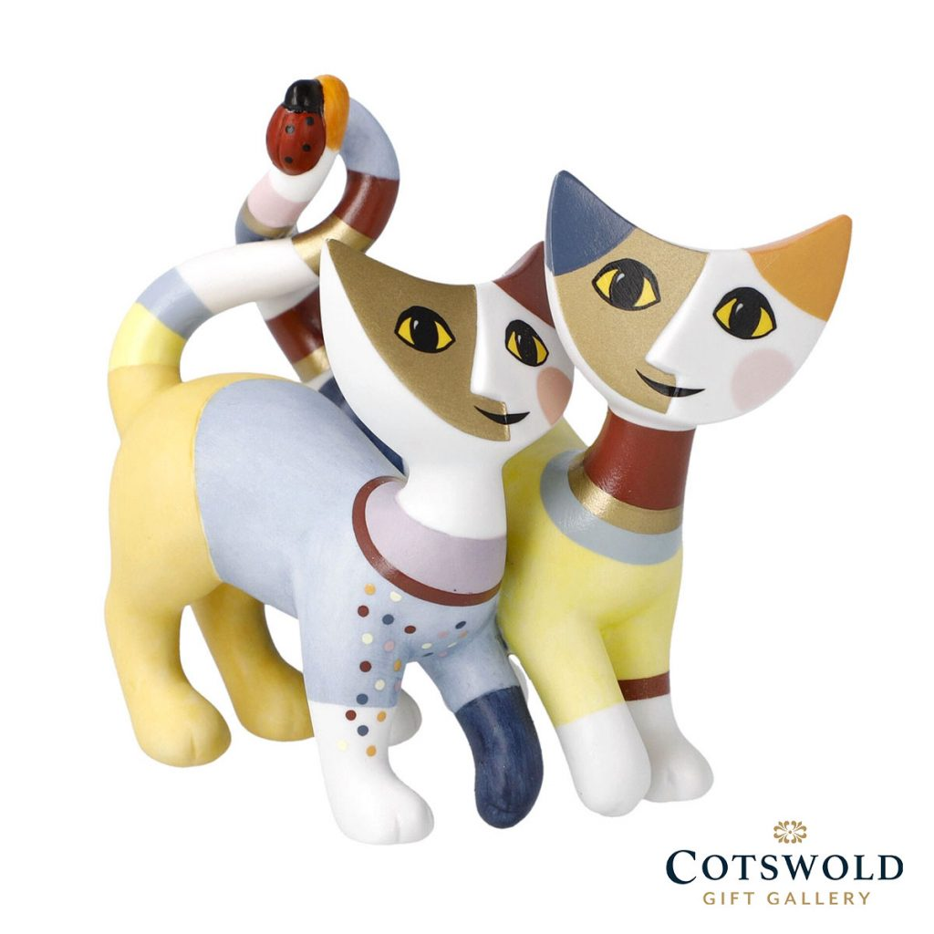 Rosina Wachtmeister Cats Luca E Sofia 1024x1024