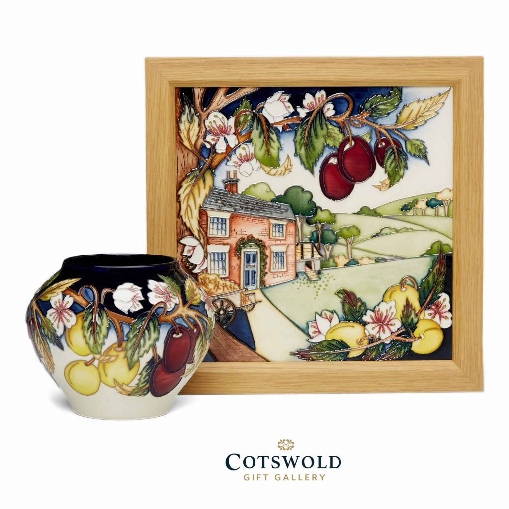 Moorcroft Pottery A Second Calling Ryden Cottage Main 1024x1024