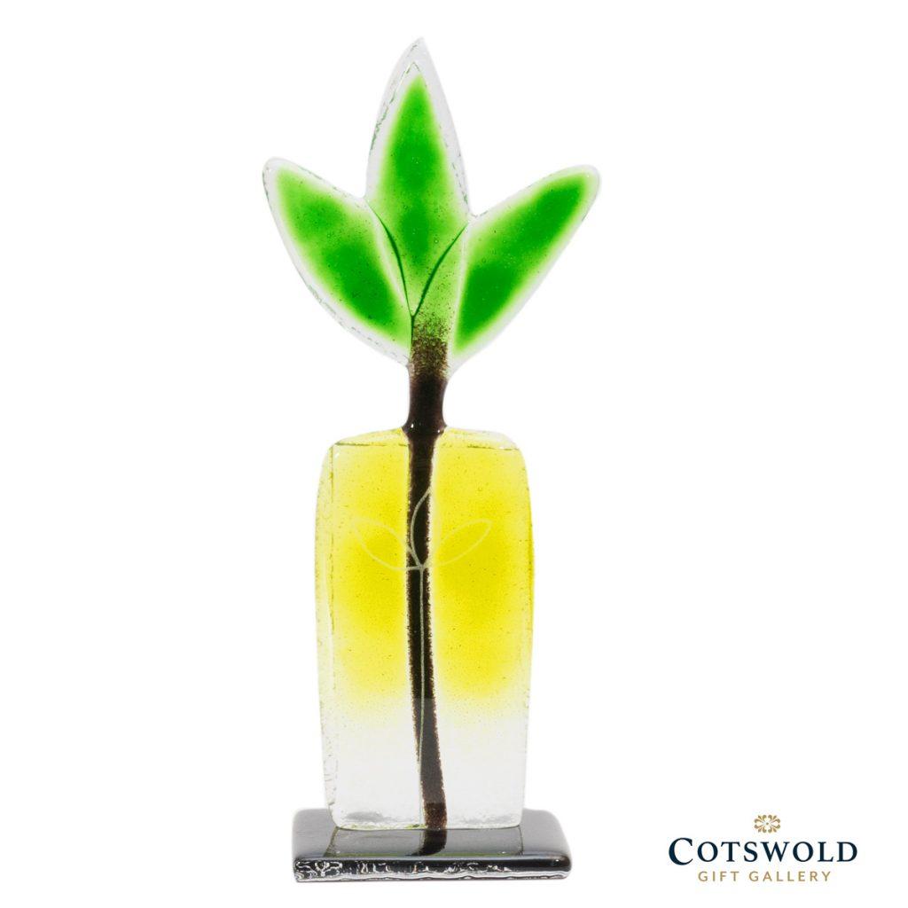 Habrat Glassware Meadow Flower Lime 1024x1024